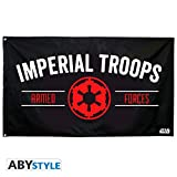 ABYstyle - STAR WARS - Flagge - Empire (70x120)