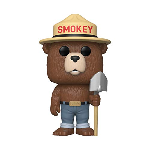 Funko Pop!: AD Icons - Smokey Bear,Multicolor,3.75 inches