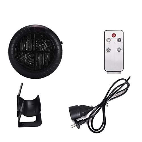 KAISUN Portátil Calefactor Eléctrico, Mini Calentador De Ventilador, Ventilador Calefactor Eléctrico PTC Cerámica,Aire Frio Y Caliente...