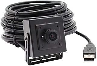 ELP 180degree Fisheye Lens Wide Angle 1080P Mini Box Webcam