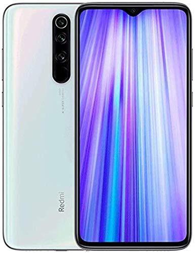 Xiaomi Redmi Note 8 PRO Smartphone Dual SIM, 6 GB + 128 GB, Bianco (Pearl White)