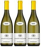 Masson Dubois Vin de France Bourgogne Macon Villages - Lot de 3