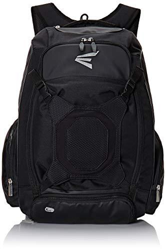 EASTON WALK-OFF IV Bat & Equipment Backpack Bag, Black