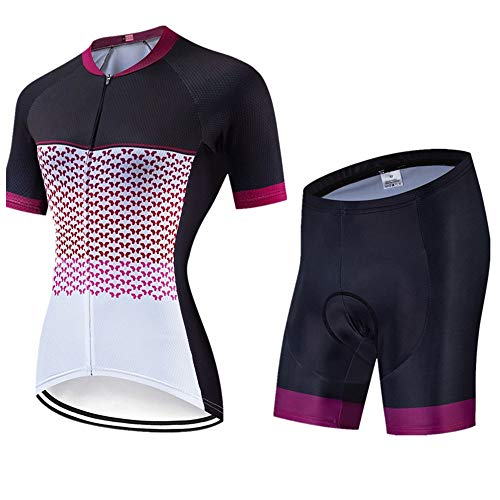YDJGY 2019 Equipo Transpirable Ciclismo Jersey Mtb