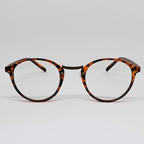 Dean Ecaille-Sista & Bro Eyewear- Occhiali da riposo anti luce blu, unisex, lenti antiriflesso 100% UV, speciale schermo del computer, PC, gaming, filtro luce blu