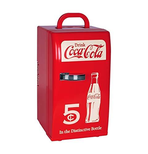 Coca Cola Frigorífico CCR-12 de Estilo Vintage