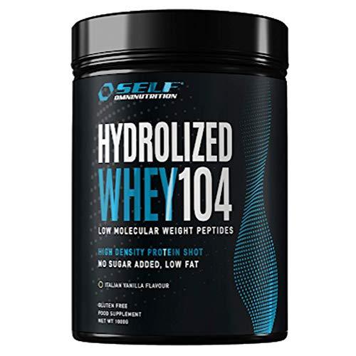 Self Omninutrition Hydrolyzed Whey 104 1Kg (Vanilla)