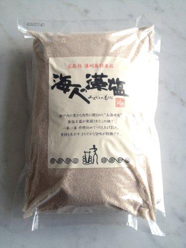 海人の藻塩 業務用 1kg