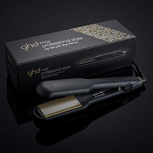 GHD - Styler Max - Lisseur Cheveux (Noir)