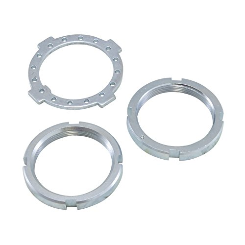 Yukon Gear & Axle (AK D50F-NUTS-A) Replacement Spindle Nut Kit for Dana 50/Dana 60