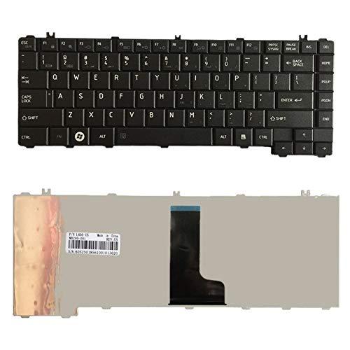 Reemplazo de teclados Teclado versión de los EEUU for Toshiba Satellite C600 C600D L640 L600 L645 L600D L645D L730D L730 L735 L740 L735D L740D L745 L745D