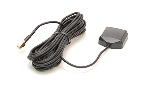 Magneetantenne GPS-antenne voor autodak personenauto vrachtwagen transportmiddel met SMA/M stekker