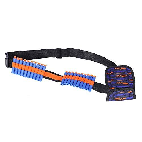 Leichter Bullet Strap, Bullet Clip aus Oxford-Stoff Verstellbare Träger Ersatz-Schultergurt Oxford-Stoff (Schwarz)