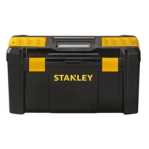 STANLEY STST1-75520 Cassetta Porta Utensili, Nero/Giallo, 19