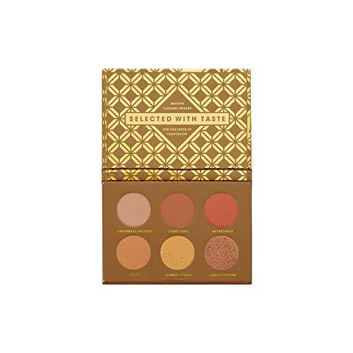 ZOEVA Caramel Melange Voyager Eyeshadow Palette -...