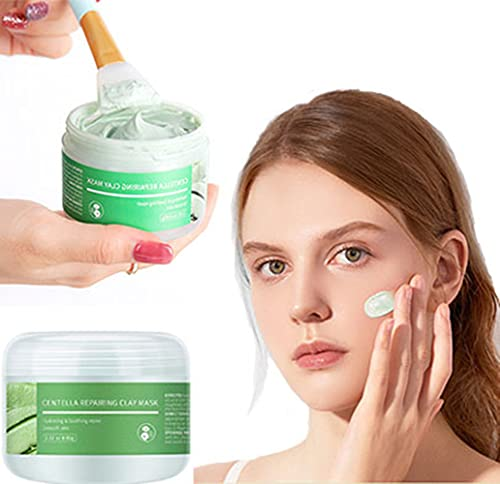 2PCS Facial Mud Masks for Women Skin Care, Facial Detox Mud Mask, Mud Masks Facial Detox, Removes Blackheads,Nourishing and Hydrating for All Skin Face Types.