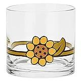 THUN-Set 6 Bicchieri in Vetro per liquore Country