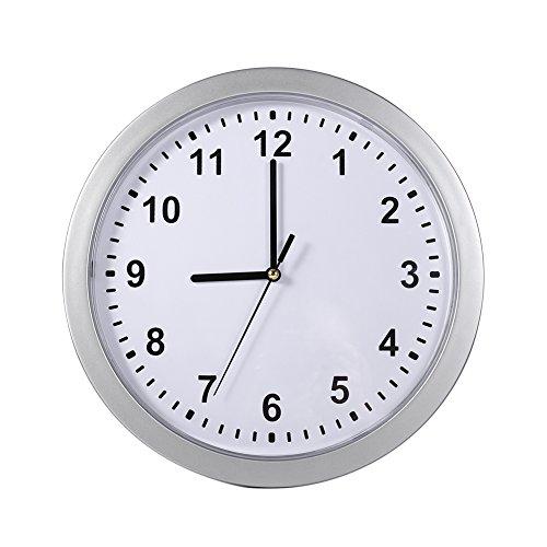 Fydun Reloj de pared Caja fuerte oculta secreta Reloj de pared Caja de contenedor seguro para dinero Almacén de joyas Objetos de valor Almacenamiento en efectivo