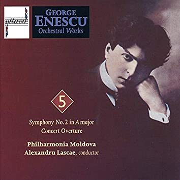George Enescu: Orchestral Works, Vol. 5