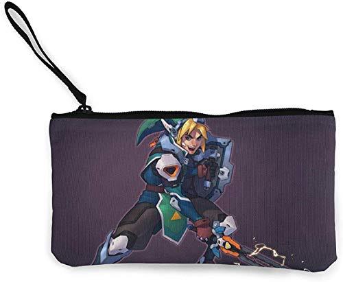 The Legend of Zelda Portemonnee (canvas Zipper Make Up Pouches) met armband voor mobiele telefoon