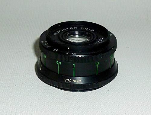 Industar-50-2 M42 3,5/50 USSR Soviet Union Russian Pancake Camera Lens
