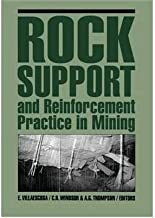 [(Rock Support and Reinforcement Practice in Mining: Proceedings of the International Symposium on Ground Support, Kalgoorlie, Western Australia, 15-17 March 1999 )] [Author: A.G. Thompson] [Mar-1999]