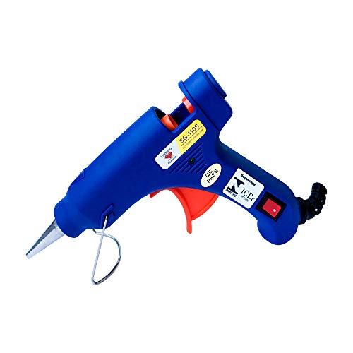 Pistola De Cola Quente Com Botão Liga E Desliga Tomada Inmetro