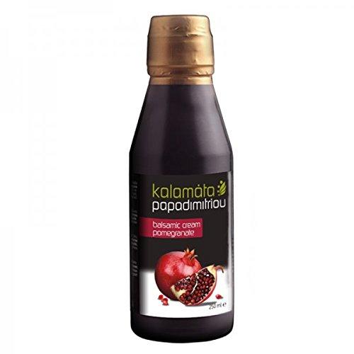 Balsamico Creme Granatapfel | aus Kalamata Griechenland | 250 ml (1)