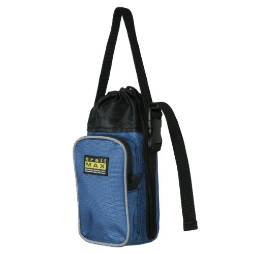 Trailmax 500 Front Water Pocket, Satteltasche Western Packtasche Wasserflasche Blue