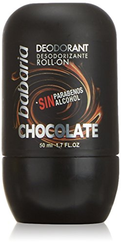 Deodorant babaria MEN Schokolade Roll–on