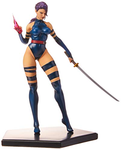 Iron Studios ACTIONFIGUREMANIA Marvel: X-Men - Psylocke 1:10 Statue