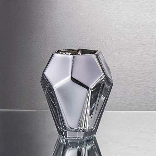 GBLight Restaurant Koffie Tafel Bloem Invoegen Ornamenten Model Kamer Decoratie Gouden Glas Abstract Zorgvuldige Plaats Glas