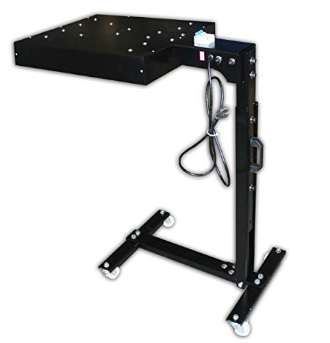 INTBUYING 110V 1600W 16x16 inch Screen Printing Flash Dryer Adjustable Stand Silk Screen Printing Equipment