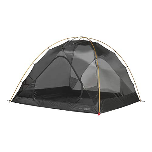 TETON Sports Mountain Ultra Tent; 2 Person Backpacking Dome Tent for Camping; Red (2006RD)