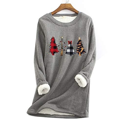 Herbst und Winter sowie Samt warmes Bottoming Shirt Weihnachten Explosion Modelle Damenpullover