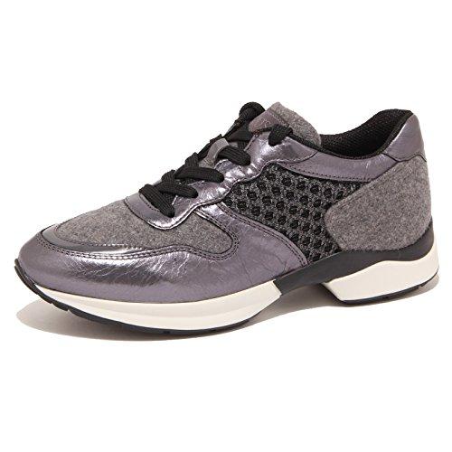 Tod's 3253P Sneaker F.DO Sportivo UU Grigio Scarpa Donna Shoe Woman [37]