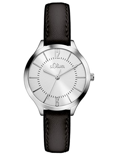 s.Oliver Time Damen-Armbanduhr SO-3360-LQ