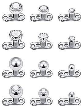dermal piercing kits