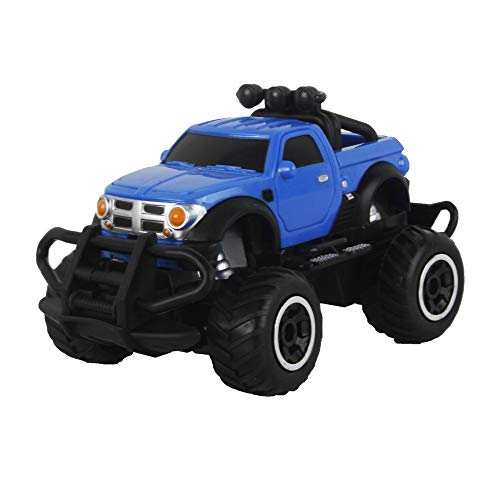 Happytime Mini Remote Control Car Vehicle RC Car 1:43 Scale Sport Racing Toy with Lights for Kids Boys and Girls