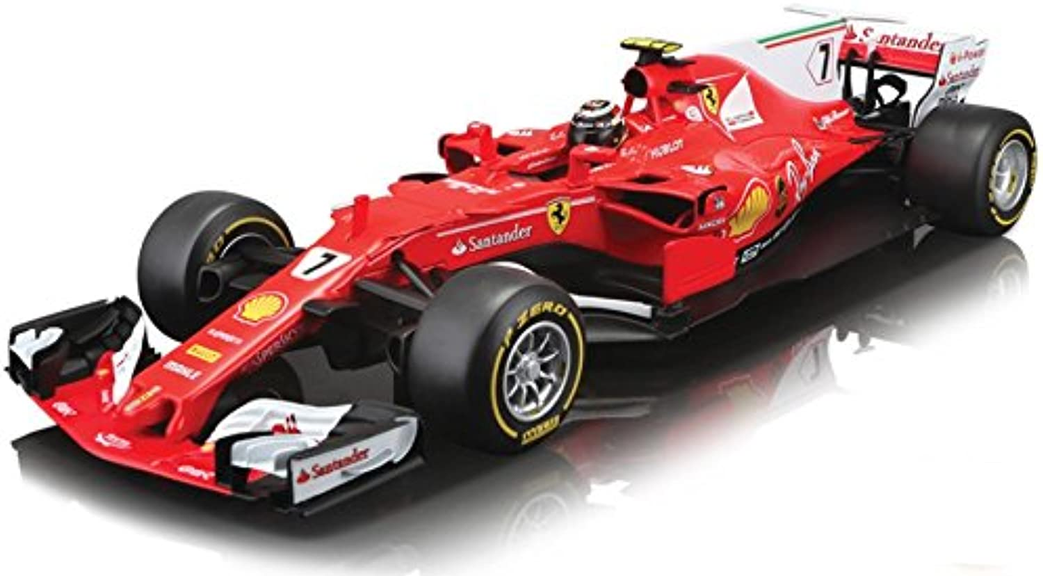 Tobar B1816805R 1 18 SF70H2017 Season (Raikkonen), Red