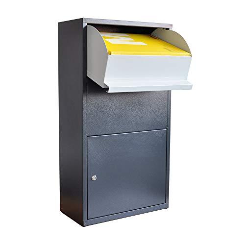 Haussmann Paketbox, Paketkasten, Briefkasten, Postbox 600200