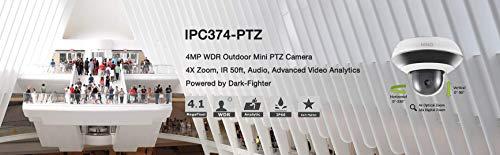Fantastic Deal! HIKVISION DS-2DE2A404IW-DE3 (2.8-12MM) 4MP 4× IR Network PTZ Camera