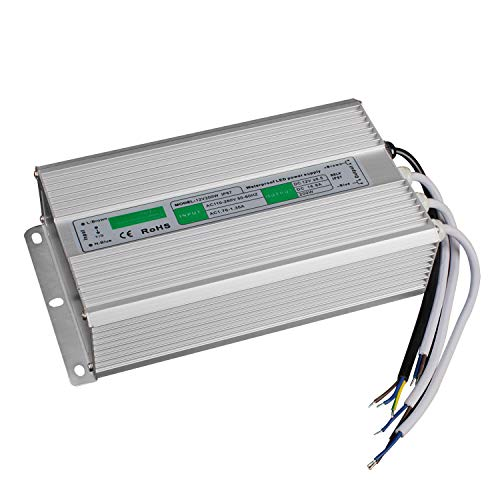 230V auf DC 12V LED Transformator 200W/16.75A Trafo. Netzteil Adapter Driver für Stripe