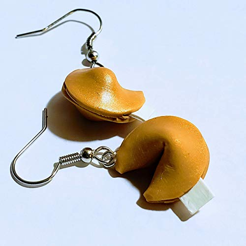 Fortune Cookie II Earrings