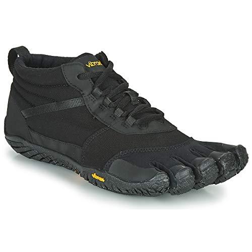 Vibram Men's V-Trek Black Insulated Hiking Shoe 44 M EU (10.5-11 M US)
