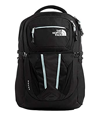 The North Face Women's Recon Backpack, TNF Black/Cloud Blue, One Size