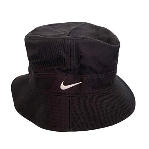 Nike Bucket Sombrero Unisex Negro Original 1990 Vintage Talla M/L