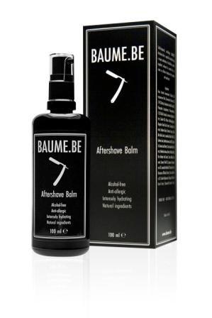 BAUME.BE après-rasage - ingrédients naturels