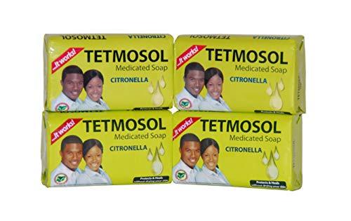 Tetmosol Medicated Soap (4-PACK)