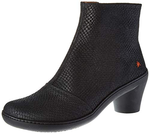Art Alfama, Chaussure Bateau Femme, Noir, 38 EU